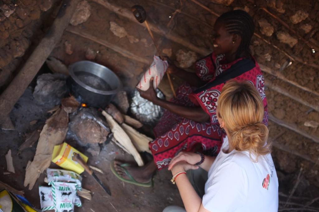 Edukácia matiek v oblasti výživy, hygieny a prevencie chorôb