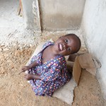 Polosirota Kibibi žila na ulici