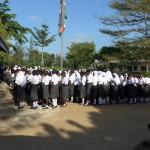 Dievčenská internátna škola ktorú navštevuje aj Evelyn