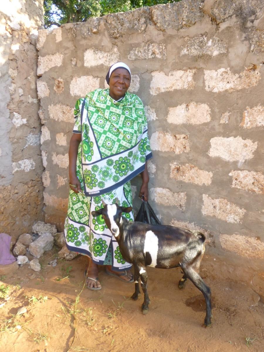 rukia said, with goat